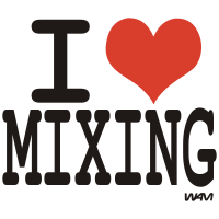 i love mixing by wam