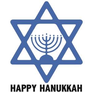 hannukah (2 farbig)