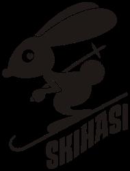 ApresSki-Shirt: vl035b_skihasi_1c_schrift