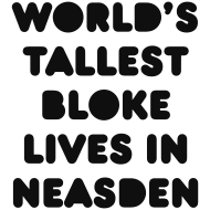 Design ~ World's Tallest Bloke 2