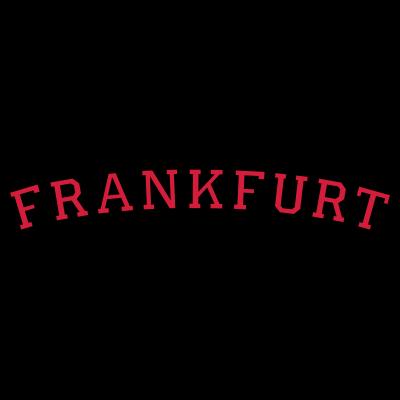 Frankfurt College Style - Frankfurt College Schriftzug - universität,university,uni,motiv,logo,frankfurter,frankfurt,ffm,design,college