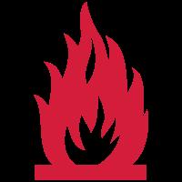 Feuer- Flamme