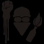 Anarchist Stencil T-Shirts