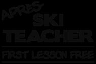 ApresSki-Shirt: Apres Ski Teacher
