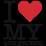 Ich liebe meine Freundin