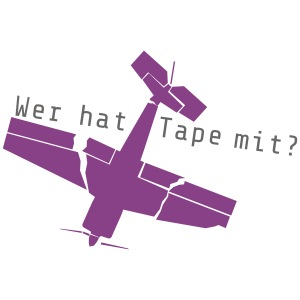 Wer hat Tape mit?