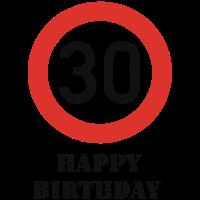 Happy Birthday -30-