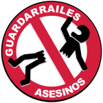 Guardarrailes asesinos