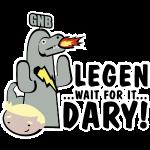 barney legendary