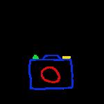 mycameraisatoycolor