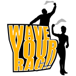 Wave your rag !!
