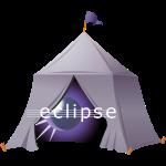 Eclipse DemoCamp Tent 200DPI