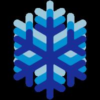 3 Schneeflocken