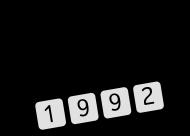 Jahrgang 1990 Geburtstagsshirt: geboren 1992