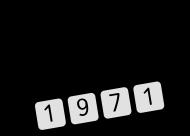 Jahrgang 1970 Geburtstagsshirt: geboren 1971