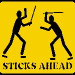 sticksahead