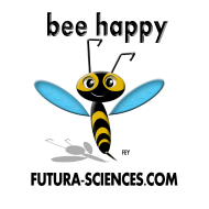 Motif ~ bee_happy_bon_dpi_black