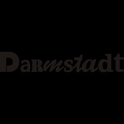 Darmstadt - Darmstadt-Schriftzug - Darmstadt