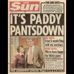 It's Paddy Pantsdown FP C