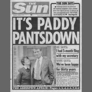 It s Paddy Pantsdown FP BW