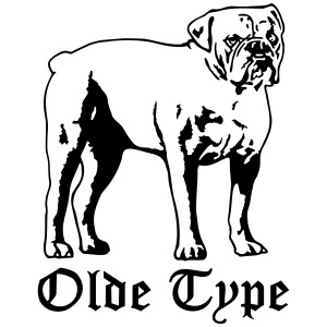 Bulldog Olde Type