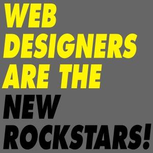 Web Designers Are The New Rockstars