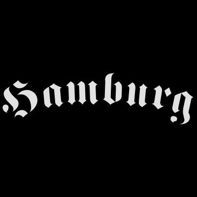 hamburg - Städte Name Hamburg - tshirt,stadt,druck,Name,Hamburg