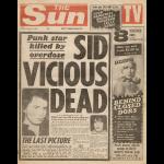 Sid Vicious Dead FP C