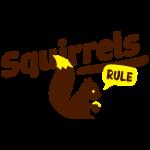 squirrels rule - eichhörnchen