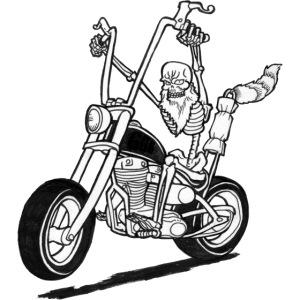 """""""Dead Rider"""""""
