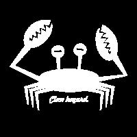 "CRACX ""Claw hazard"" | Krebs/Krabbe"