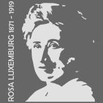 Rosa Luxemburg 18x20