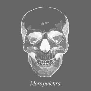 Mors Pulchra white