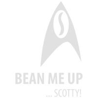 Bean me up!