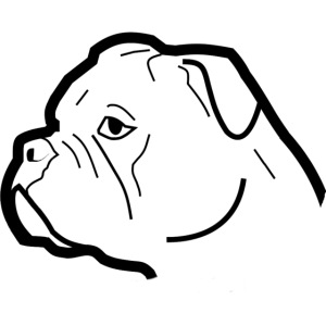 Continental Bulldog T-Shirt