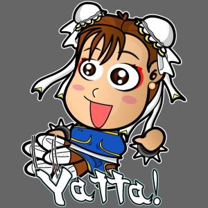 Chibi Chun-Li - SF Yatta