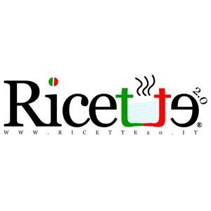 logo ricette20 big png