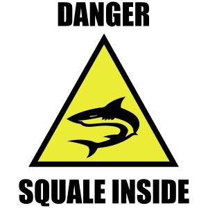 Danger Squale Inside