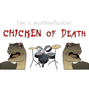 23 Chicken of death gif