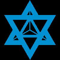 merkaba blau