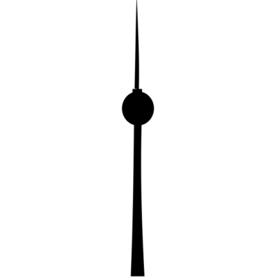 Berliner Fernsehturm - Berliner Fernsehturm - fernsehturm,berlin