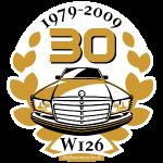 30 Jahre W126