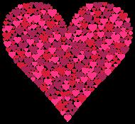 Valentinstag Shirt: Herz - Sehtest