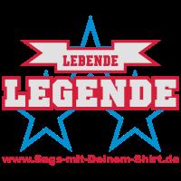 lebende Legende - Promotion - 3farbig