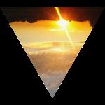 Sonnenuntergang Triangle