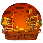 ThnxCya tshirt sunset design by Jonas Nacef.png