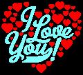 Motif I love you