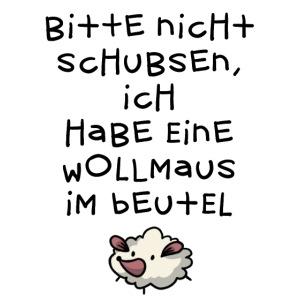 Wollmaus // Beutel