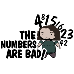 hurley lost the numbers are bad