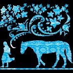 maedchen_und_pferd_blau_spitze